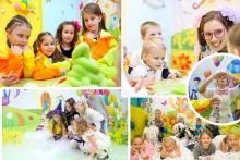 Детский интерактивный театр Be Happy