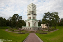 Белая башня. Государственный музей-заповедник Царское Cело