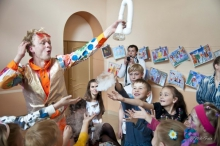 День рождения ребенка с научным шоу Чудо-лаборатория