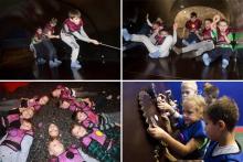 Детский развлекательный центр «Галактика приключений»
