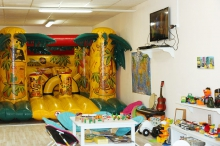 Детский праздничный клуб «Игроостров»