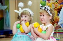 День рождения в Студии раннего развития Крошка Ру