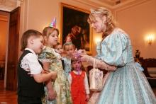 День рождения в музее-заповеднике Петергоф