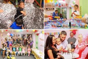 Центр детских праздников «Черепашка Мася»