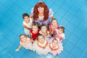 Салон красоты для детей Мастерская принцесс
