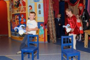День рождения ребенка в интерактивном театре «Сундук со сказками»